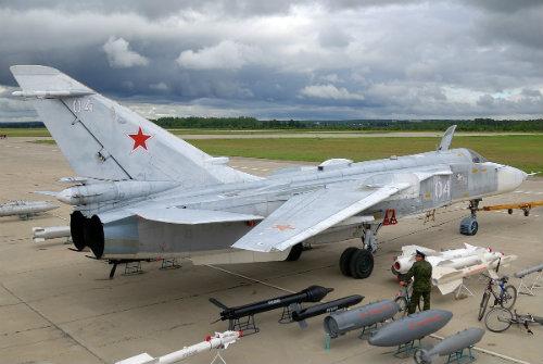 SU-24_ruski_samolet