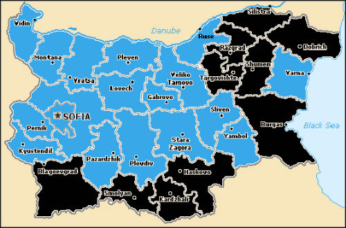Bulgaria_karta_s_4erno_ob6ini_DPS
