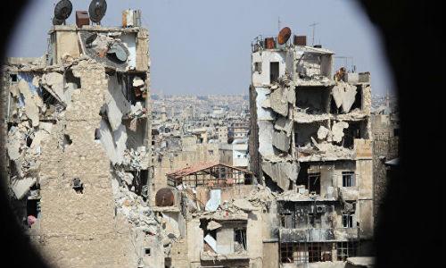 razru6en_grad_Alepo_Haleb_Siria