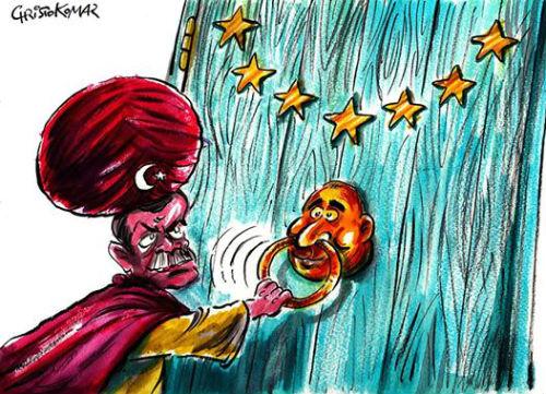 Турция, Бойко Борисов, ЕС