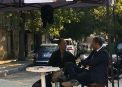 Кандидат кмет адвокат отвори безплатен офис на площада