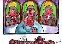 РАДЕВ отново в 10-ката: МЕДИИТЕ не задават важни въпроси, защо  предишният министър-председател пуши пури с хазартни босове, на които се опрощават огромни дългове! ПРОКУРАТУРАТА е заела ясно и категорично страната на статуквото, което доведе до нечувана корупция.